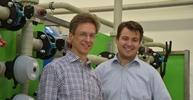 EnviroFALK: Die neuen Verfahrensleiter Dr.-Ing. Fernando Gehre und Lutz Bohmerich